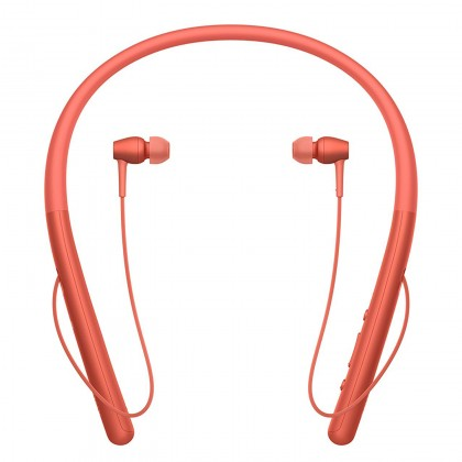 Sony WI-H700 Twilight Red h.ear in 2 Wireless Headphones WI-H700/R (Original) from Sony Malaysia