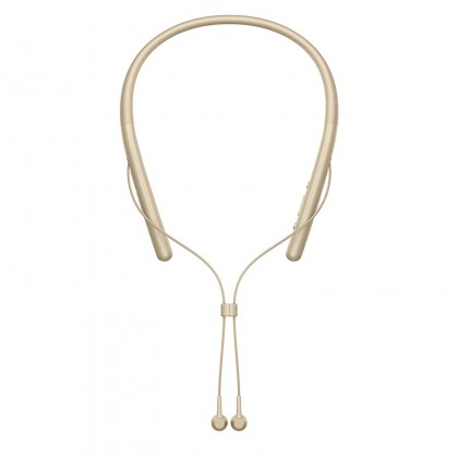 Sony WI-H700 Pale Gold h.ear in 2 Wireless Headphones WI-H700/N (Original) from Sony Malaysia