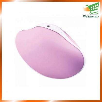 Shell Warm Hand & Mobile Power & LED Flashlight 4000mAh Pink Colour