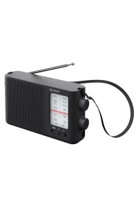 Sony ICF-19 Analog Tuning Portable FM / AM Radio (Original) from Sony Malaysia