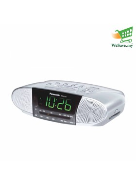 Panasonic RC-Q720 Quartz Clock Radio with Alarm (Original)