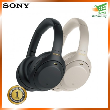 Sony WH-1000XM4 Wireless Noise-Canceling Headphones (Original) from Sony Malaysia