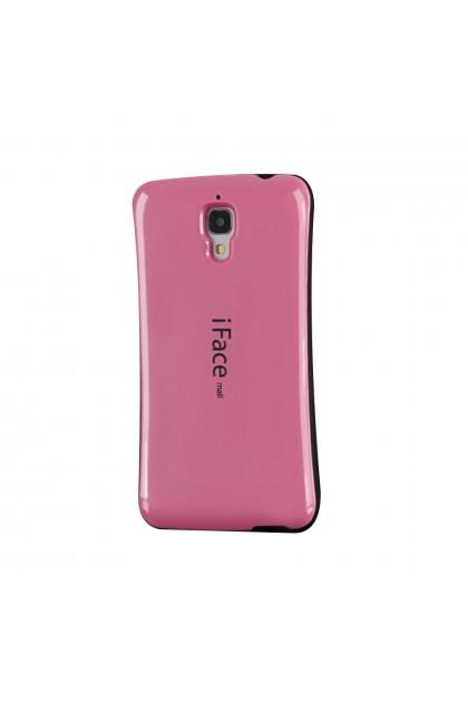 iFace Mall Xiaomi Mi 4 Hard Case Pink Colour