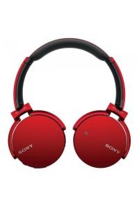 (Display) Sony MDR-XB650BT Red EXTRA BASS™ Wireless Headphones MDR-XB650BT/R (Original) from Sony Malaysia
