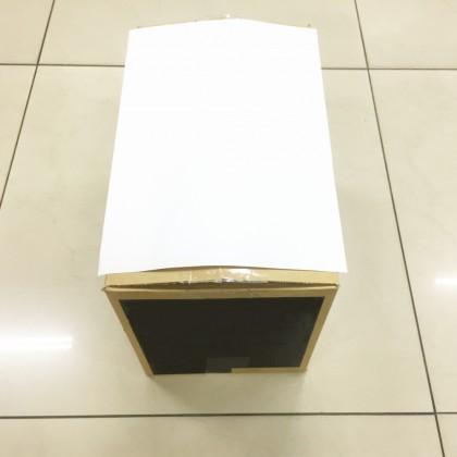 Used Empty Boxes / Corrugated Shipping Carton Boxes 5Pcs (32 X 19 X 24cm)