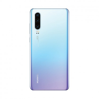 (FREE Huawei AP38 Car Charger) Huawei P30 Smartphone 8GB RAM 128GB Breathing Crystal Colour (Original) 1 Year Warranty By Huawei Malaysia