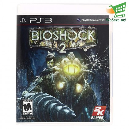 (Clearance) Sony PS3 Game Bioshock 2 - Playstation 3