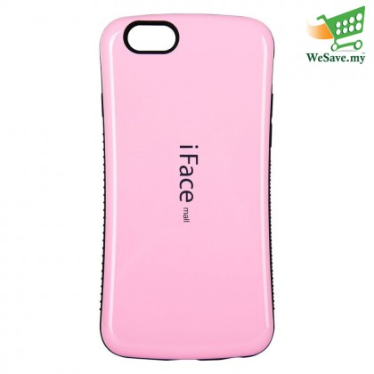 iFace Mall iPhone 6 Hard Case Pink Color