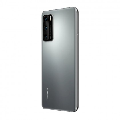 Huawei P40 Smartphone 8GB RAM 128GB Silver Frost Colour (Original) 1 Year Warranty By Huawei Malaysia (FREE ACCESSORIES)