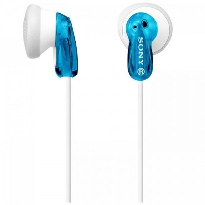 Sony MDR-E9LP Stereo Earphone MDR-E9LP/Blue (Original) 1 Year Warranty By Sony Malaysia