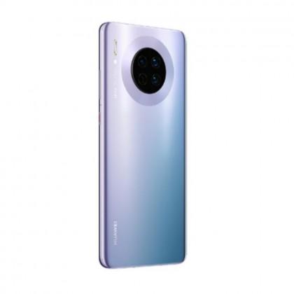 (FREE Huawei AP38 Car Charger) Huawei Mate 30 Smartphone 8GB RAM 128GB Space Silver Colour (Original) 1 Year Warranty By Huawei Malaysia