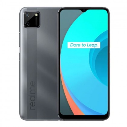 Realme C11 Smartphone 3GB RAM 32GB (Original) 1 Year Warranty by Realme Malaysia (FREE ACCESSORIES)
