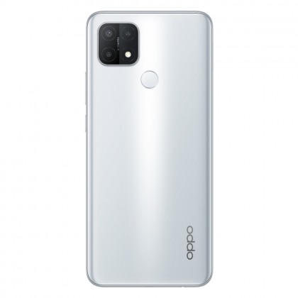 Oppo A15 Smartphone 3GB RAM 32GB Fancy White Colour (Original) 1 Year Warranty by OPPO Malaysia (FREE ACCESSORIES)