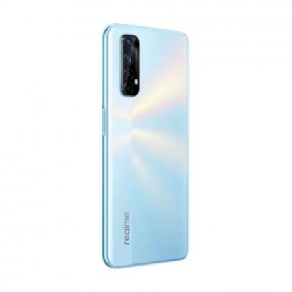 Realme 7 Smartphone 8GB RAM 128GB Mist White Colour (Original) 1 Year Warranty by Realme Malaysia (FREE ACCESSORIES)