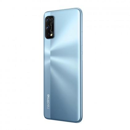 Realme 7 Pro Smartphone 8GB RAM 128GB Mirror Silver Colour (Original) 1 Year Warranty by Realme Malaysia (FREE ACCESSORIES)
