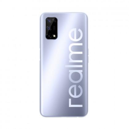 Realme 7 5G Smartphone 8GB RAM 128GB Flash Silver Colour (Original) 1 Year Warranty by Realme Malaysia (FREE ACCESSORIES)