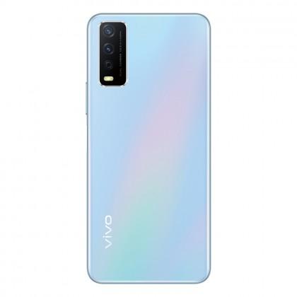 Vivo Y12s Smartphone 3GB RAM 32GB Glacier Blue Colour (Original) 1 Year Warranty by Vivo Malaysia (FREE ACCESSORIES)