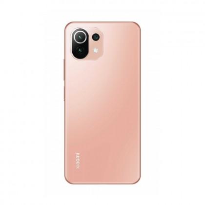 Xiaomi Mi 11 Lite Smartphone 8GB RAM 128GB Peach Pink Colour (Original) 1 Year Warranty By Mi Malaysia (FREE ACCESSORIES)