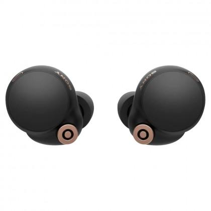 (PRE-ORDER) Sony WF-1000XM4 Wireless Noise Cancelling Headphones Black Colour (Original) 1 Year Warranty By Sony Malaysia (FREE Wireless Charging Pad) (ETA: 20/7/2021)