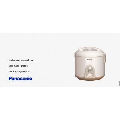 Panasonic SR-JA227P Rice Cooker 2.2L (Original) 1 Years Warranty By Panasonic Malaysia