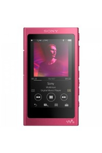 (DISPLAY) Sony NW-A35/P Walkman® with High-Resolution Audio MP3 Players NW-A35 (Original) from Sony Malaysia - Pink Colour