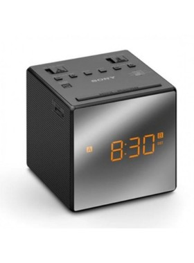 Sony ICF-C1T Black Radio Clock ICF-C1T/B (Original) from Sony Malaysia